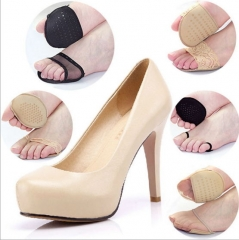 5pairs  High-heeled anti-slip feet palm pad as picture
