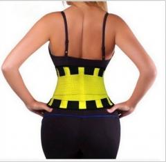 waist trainer cami hot powernet faja support Power Belt redu shaper,waist cinchers M