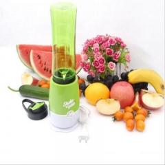 Shake n Take 3(2 bottles) Portable Mini Electric Juicer Mutifunctional Juice Extractor Blender green