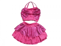 Children swimming Suits Small Pink
