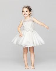 Children Kids Dress Halloween Girls Princess Skirt Tutu Dress white 160