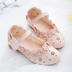 Kids Girl New Summer Shoes  Baby Princess Dance Wear coral eur 27