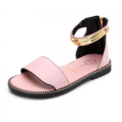 [Limited] Fashion Summer Kids Girl Sandals Student Shoes pink eur26 16cm