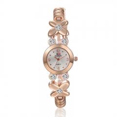 New Rhinestone Watches Lady Watch Fashion Bracelet Quartz Analog Watch no.1