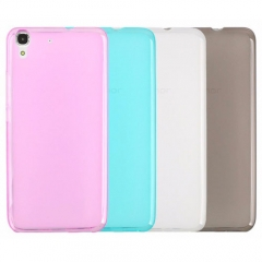 New Protector Case For Huawei Y6 Pro Compact Soft TPU Case Silicone Back Cover sky blue one size