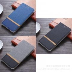 Fashion PU Leather Phone Cover black For Gionee M5 Mini