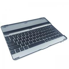 Aluminium Wireless Bluetooth Keyboard For iPad 2/3/4