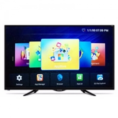 Polystar 32-Inch Smart LED TV - PV-GLHD3215CB black 32