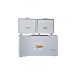 Polystar Chest Freezer Double Door - PV-CF520L White 520L