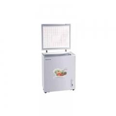 Polystar Chest Freezer With Single Door-PCV-185LGR white 185L