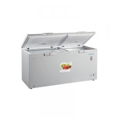 Polystar Chest Freezer-PCV-619LGR grey 887mm