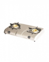 Polystar Stainless Table gas Cooker - PV-2N8-A silver