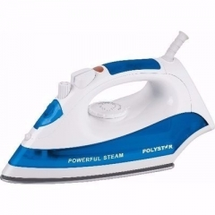 Polystar Electric Steam Iron - PVST-500B Blue