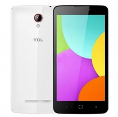TCL302U dual card dual standby smart 4G mobile phone white