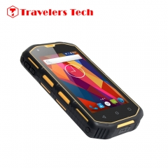 4.0 in Waterproof Rugged Smartphone S930D ROM Android Mobile Phone 3G WCDMA Hummer H5 Improve black