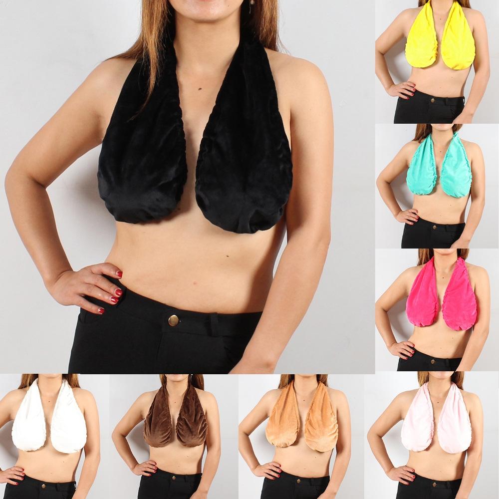 c1b565f05e06d Women s Sexy Soft Bra Giant Breast Hammock Boob Sweat Tata Towel ...