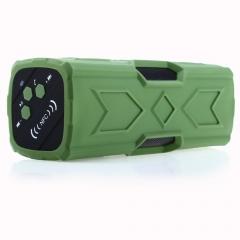 Outdoor Wireless  EDR Speaker IPX4 Waterproof Shockproof Dustproof Mini Stereo Subwoofer Audio Green One Size