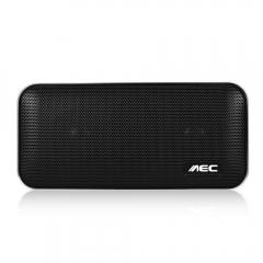 Portable Stereo Bass Bluetooth Speaker Black AEC BT - 205