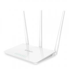Original Tenda F3 300Mbps Wireless Router 5dBi External Antennas