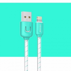 USB Cable 1 M 2A Usb charge Sync Cable Donnees for iphone 5S 6 6s ipad