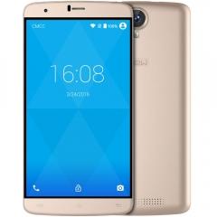iNEW-U9 6.0 inch Phablet MTK6735 Quad Core 1GB RAM 8GB ROM Bluetooth 4.0 GPS OTG WiFi Dual Cameras GOLDEN