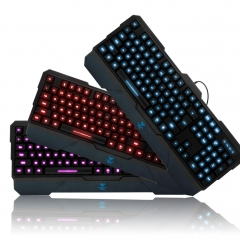 AULA  DRAGON DEEP 3 Backlit 4 Grade Light USB Gaming Keyboard