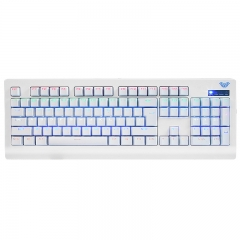 AULA Demon King Mechanical Gaming Keyboard USB Wired(White)