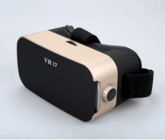 Virtual Reality 3D VR Glasses VR i7 SD/HD version 2.0 VR Headset Gafas  For 3.5 ~ 6 Smart phone