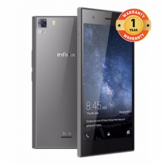 Infinix Zero 3 X552 (3GB, 16GB ROM) Android Lollipop 20.7MP + 5MP - Sale grey