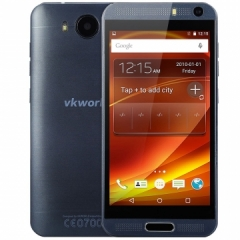 VKWORLD 5.0 inchcQuad Core1GB Ram, 8GB Rom grey