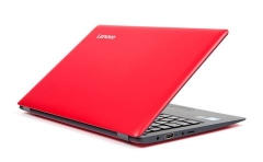 Lenovo Ideapad 100S Intel Celeron 4GB - 128 SSD - 14-Inch Windows 10 Pro - Red