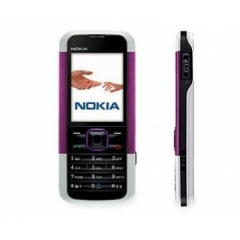 Original phones Nokia 5000 GSM unlocked phone 1.3MP Camera Bluetooth FM MP3 JAVA black