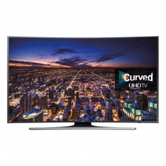 Samsung 6-Series Curved 4K UHD Television - 65-Inch Black