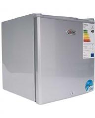 MIKA MRDCS25SBR 50 Litre Single Door Refrigerator - Silver