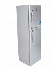 MIKA MRDCD105SBR 212 Litre Double Door Refrigerator - Silver
