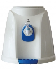 Mika WD31NO1WB Table Top Water Dispenser Normal Only - White & Blue