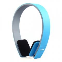 AEC BQ618 Smart Bluetooth 4.0 Headphone Wireless Earphone Headset with MIC Blue