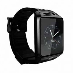 Smart Watches1.5 inch 1.3M camera Support SIM card Bluetooth Smartwatch for Android Wrist Watch Black