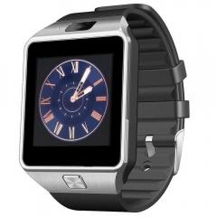 Smart Watches 2016 DZ09 SIM/TF bluetooth smart watch Sport Pedometer WristWatch for Infinix /Cubot Black