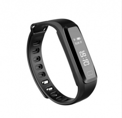 G15 0.86 inch Waterproof Smart Band Blood Pressure Heart Rate Monitoring black one size