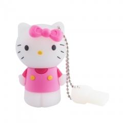 Hello Kitty Usb Flash Drive 8g 16g Cartoon U Disk Flash Card hot sale Memory Stick red micro sd 8g