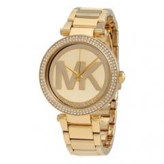 Michael Kors Parker MK5784 Wrist Watch gold