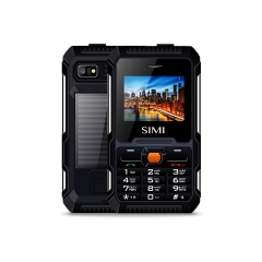 SIMI phone  B203 Large capacity,12000 mAh black