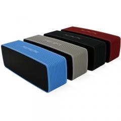 Super Sound Bluetooth  Stereo Speaker,New 4D Scheme Music Player blue mini