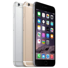 "Apple iPhone6 16GB 4.7""screen smart phone second hand gold"