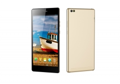 VTWO TICHIPS T803 3G Wifi Android Tablet Tab Pad 6.98 inch 1GB RAM 16GB ROM Dual SIM Card Phablet gold