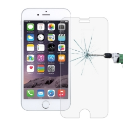 2 PCS For iPhone 7 0.26mm 9H Surface Hardness 2.5D Explosion-proof Tempered Glass Screen