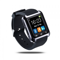 Smart Watch U8 Woman/Man Sport Bluetooth Smartwatch Fitness Tracker for Android IOS Apple watch black
