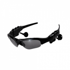 4.1 Bluetooth Stereo Headset Phone Bluetooth Sunglasses To Vehicle Smart Glasses Black Normal