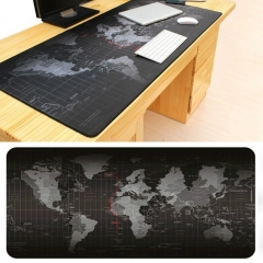 Novelty Extended Gaming Wide Large Mouse Pad Big Size Desk Mat 90*40cm black 900x400x2mm